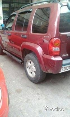Jeep in Beirut City - JEEP LIBERTY. 2002 full options