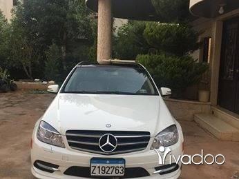 Mercedes-Benz in Baalback - C300 2011