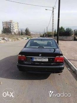 BMW in Tripoli - Bmw 523 modele 99