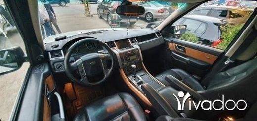 Rover in Dahr el-Ain - Range Rover sport