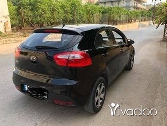 Kia in Tripoli - Kia rio model 2012 mikanik 2018 wha
