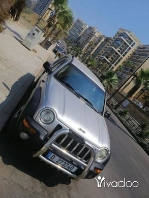 Jeep in Chiyah - Jeep liberty