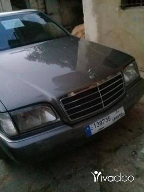 Mercedes-Benz in Port of Beirut - Mercdes