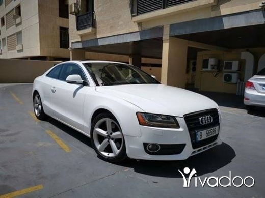 Audi in Beirut City - Audi 2008
