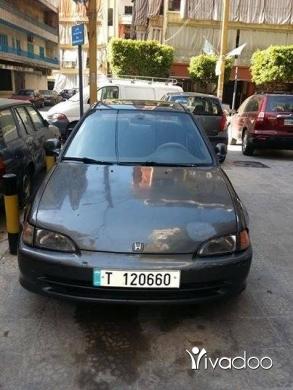 Honda in Beirut City - Honda civic 94