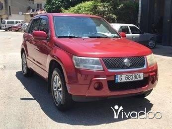 Suzuki in Tripoli - suzuki Grand vitara