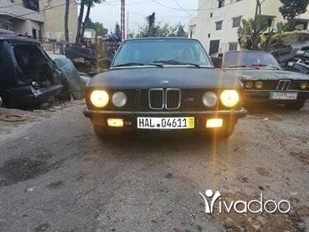 BMW in Tripoli - BMW 528i model 84 otomatik mfawl