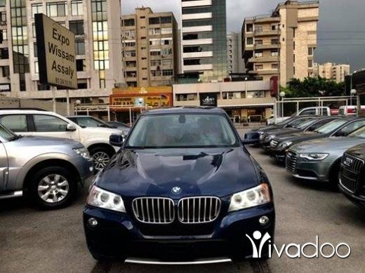 BMW in Beirut City - bmw x3 2011 clean carfax
