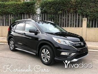 Honda in Tripoli - HONDA CRV 2016