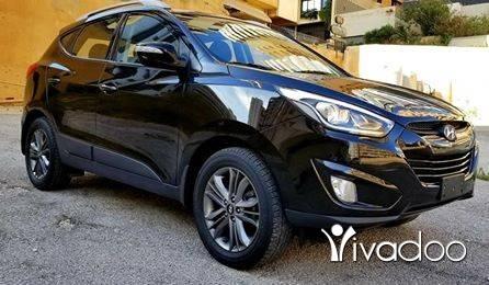 Hyundai in Beirut City - Amazing Hyundai Tucson 2014 full option