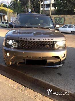 Land Rover in Minieh - Range Rover sport 2007 clean carfax Range ktir ndif