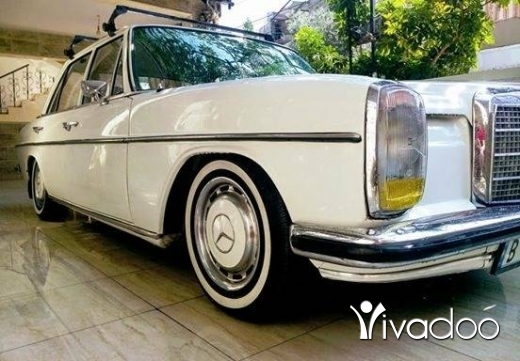 Mercedes-Benz in Beirut City - #Mercedess_w114_220e_71365775