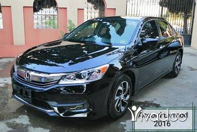 Honda in Tripoli - Honda accord mod 2016 just arrived for sale