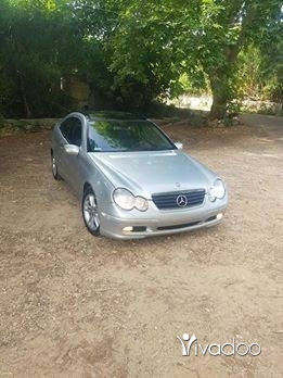 Mercedes-Benz in Zgharta - C 230 kompressor 2003 for sale