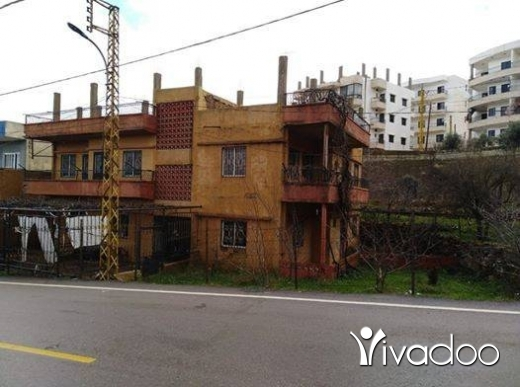 Apartments in Tripoli - للبيع ٤ شقق مع ارض - بقاعصفرين