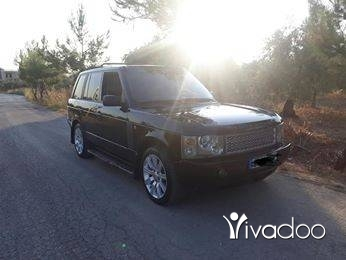 Land Rover in Zgharta - Range vogue 2003 tel