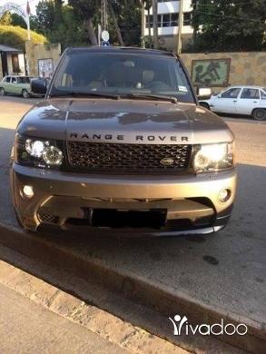 Rover in Minieh - Range Rover sport 2007 clean carfax Range ktir ndif