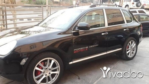 Porsche in Khalde - Pourche cayeen S