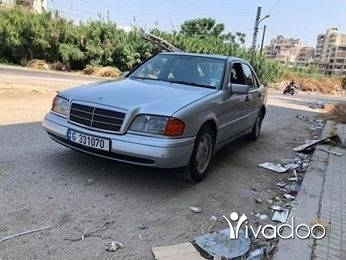 Mercedes-Benz in Tripoli - Mercedes C220 Model 94 Full Options