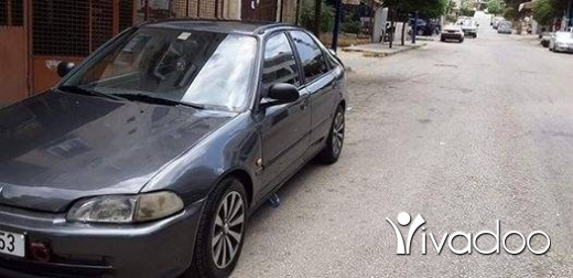 Honda in Tripoli - هوندا 94مفوله اتوماتيك