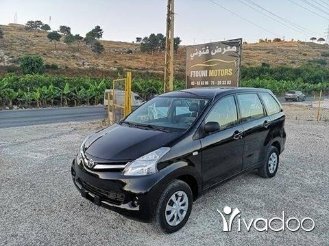 Toyota in Sour - Toyota Avanza 2012