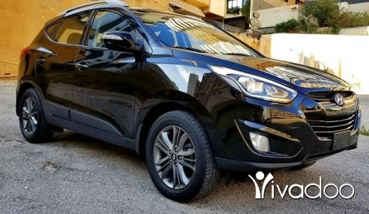 Hyundai in Beirut City - Amazing Hyundai Tucson 2014 full option excellent like New:-40 000KM (with 6 months warranty)