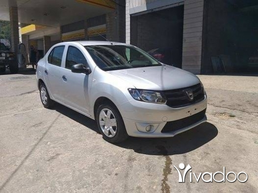 Dacia in Port of Beirut - dacia Logan mod 2015