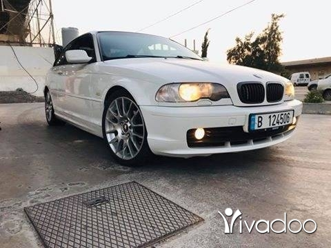 BMW in Tripoli - bmw e46.