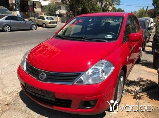 Nissan in Damour - nissan tida