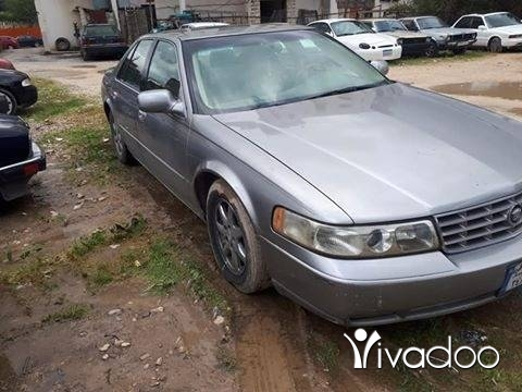 Cadillac in Choueifat - للبيه كاديلك 98 انقاض مفولي