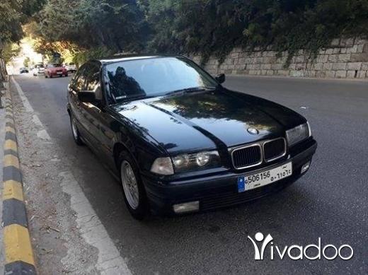 BMW in Baabda - Bmw 318 model 1997 super clean
