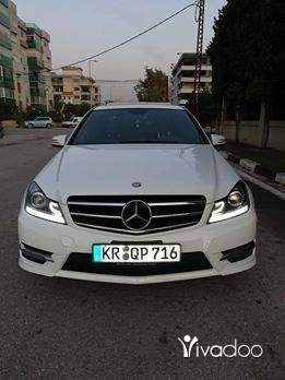 Mercedes-Benz in Anfeh - Mercedes 2014 c250.. Clean carfax