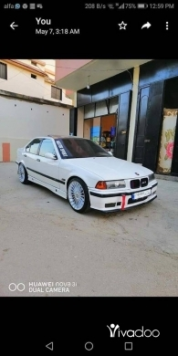 BMW in Tripoli - bmw boy 93 lock m3 enkad moto 25