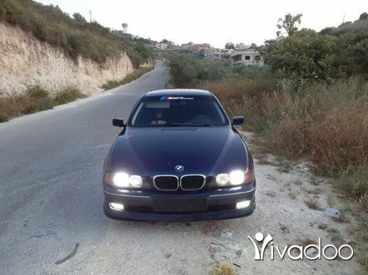BMW in Port of Beirut - Bmw 528