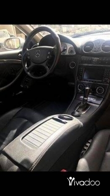 Mercedes-Benz in Tripoli - clk 500 2004 look 2009 bara w jouwa