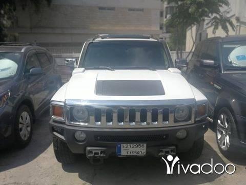 Hummer in Port of Beirut - Hummer