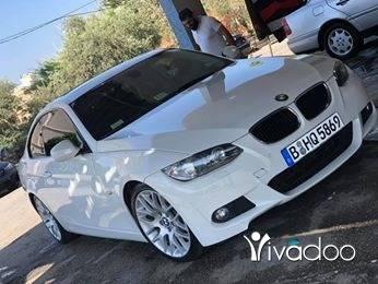 BMW in Sarafand - E92 2010 ajnabeye