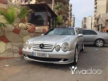 Mercedes-Benz in Mina - mercedes clk model 2000