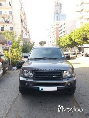 Rover in Beirut City - 2006 range rover sport HSE