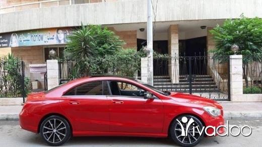 Mercedes-Benz in Tripoli - CLA 200 Modle 2015 مصدرها شركه لبنانيه مالك واحد