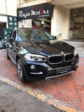 BMW in Beirut City - BMW X6 2015 xDrive35i AWD