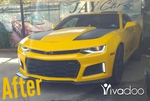 Chevrolet in Beirut City - Camaro facelift