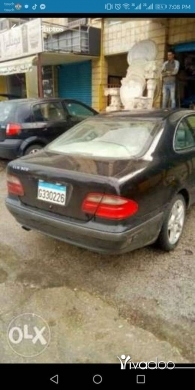 Mercedes-Benz in Beirut City - Mercedes clk