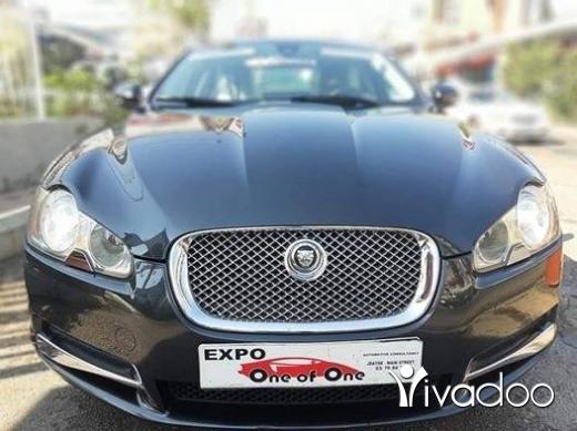 Jaguar in Bouchrieh - Jaguar XF 2011