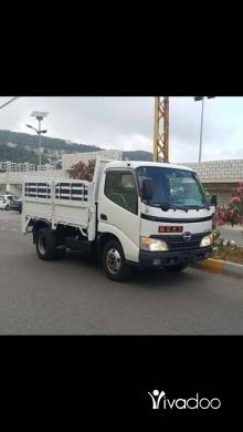 Other in Beirut City - بيكاب هينو ٤ سلندر اجنبي ٢٠٠٦م