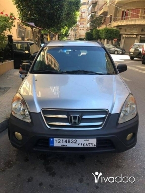 Honda in Beirut City - CRV 2005