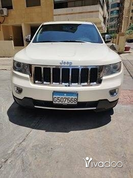 Jeep in Beirut City - Cherokee limited 2011