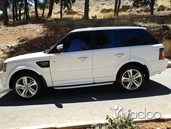 Land Rover in Beirut City - Range rover sport hse 2012