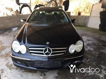 Mercedes-Benz in Majd Laya - CLK 350 mod 2007 full option