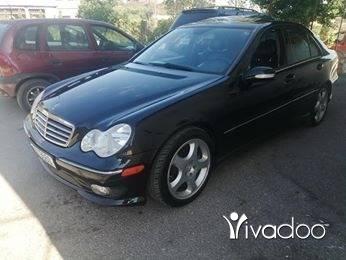 Mercedes-Benz in Beirut City - C230 2005